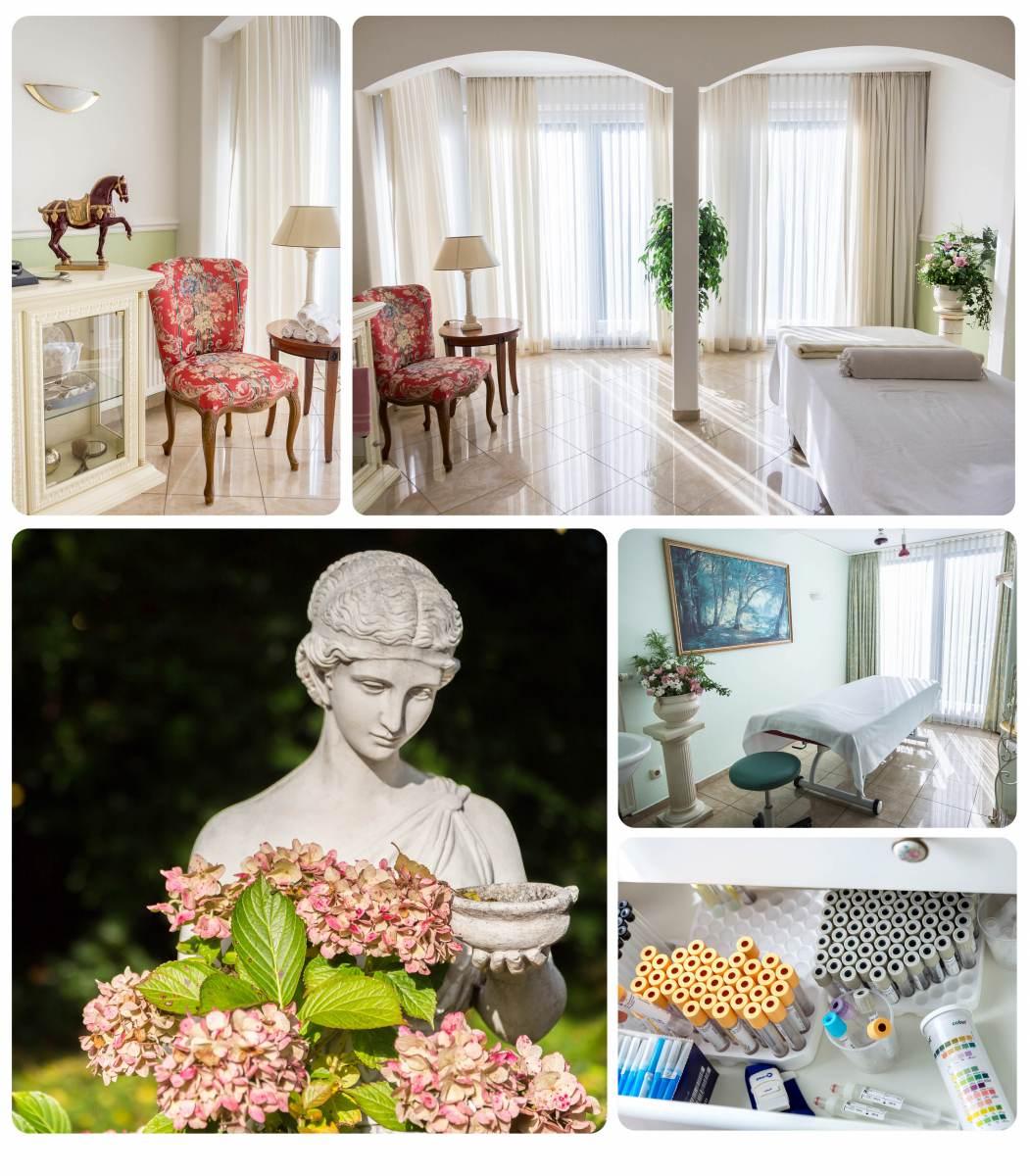Ambient Indoor Fotografie Naturheilpraxis