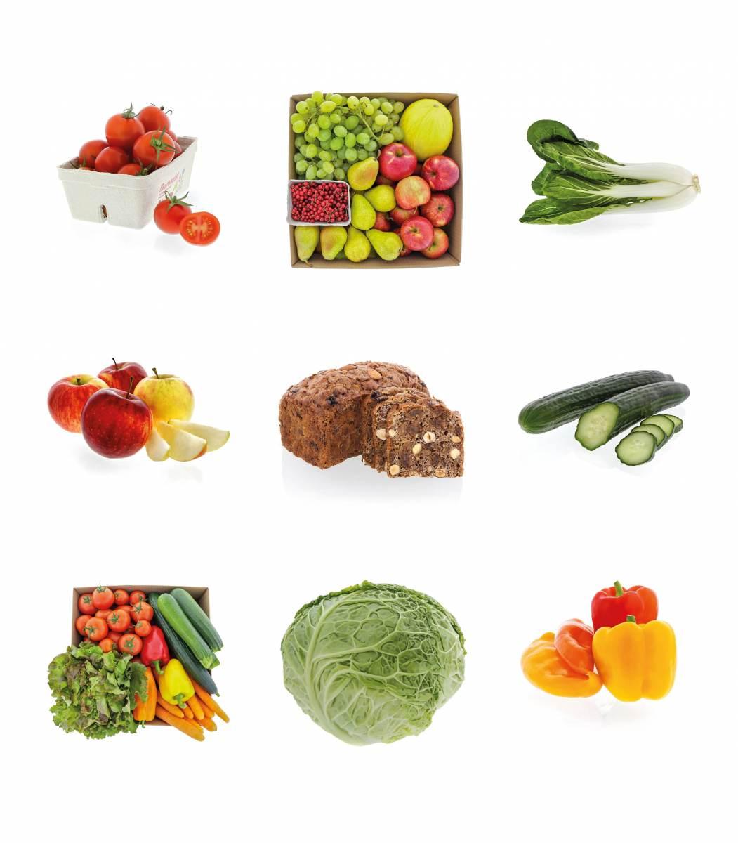 Productfotografie für Lebe Gesund Versand