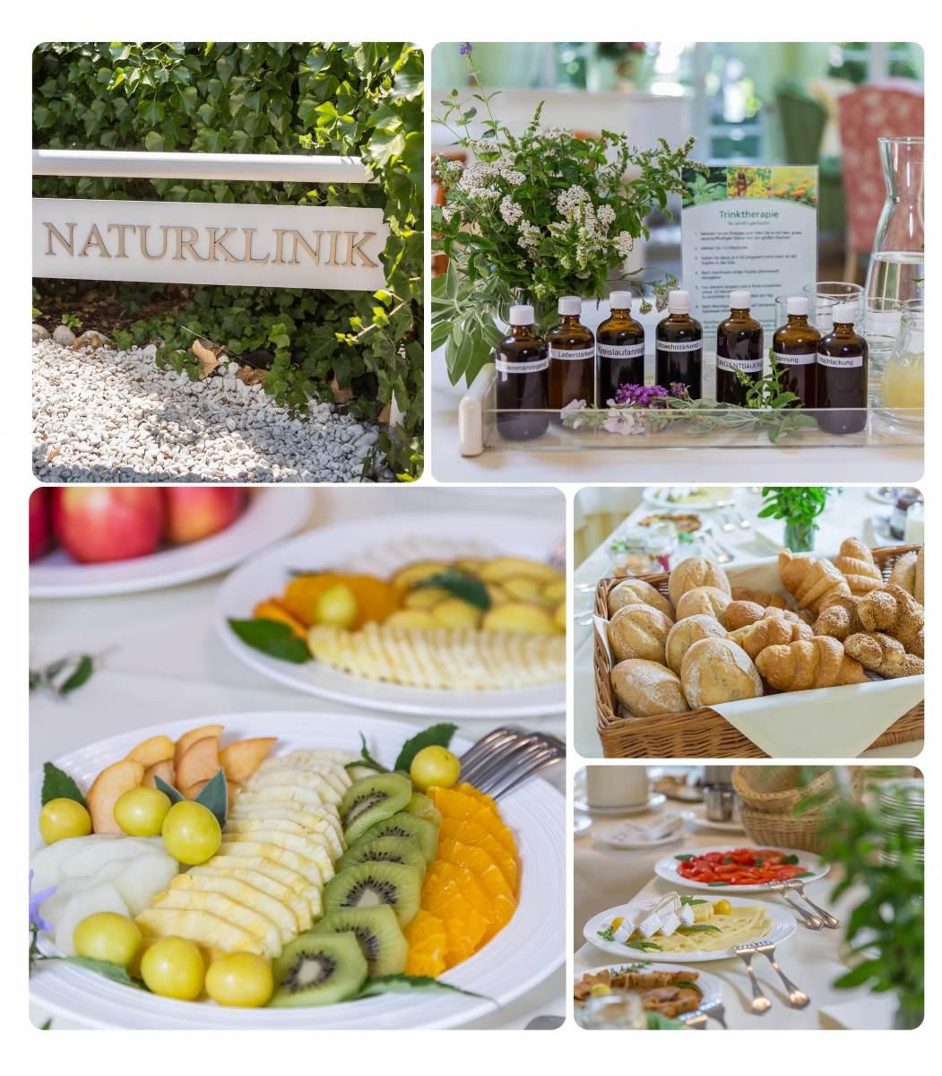 Ambient & Foodfotografie für Naturklinik Michelrieth