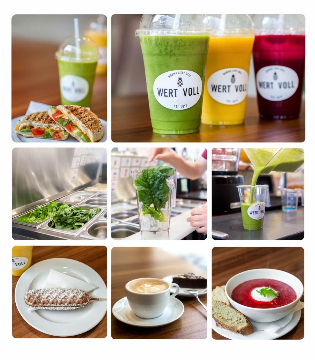 Ambient & Foodfotografie für Wertvoll