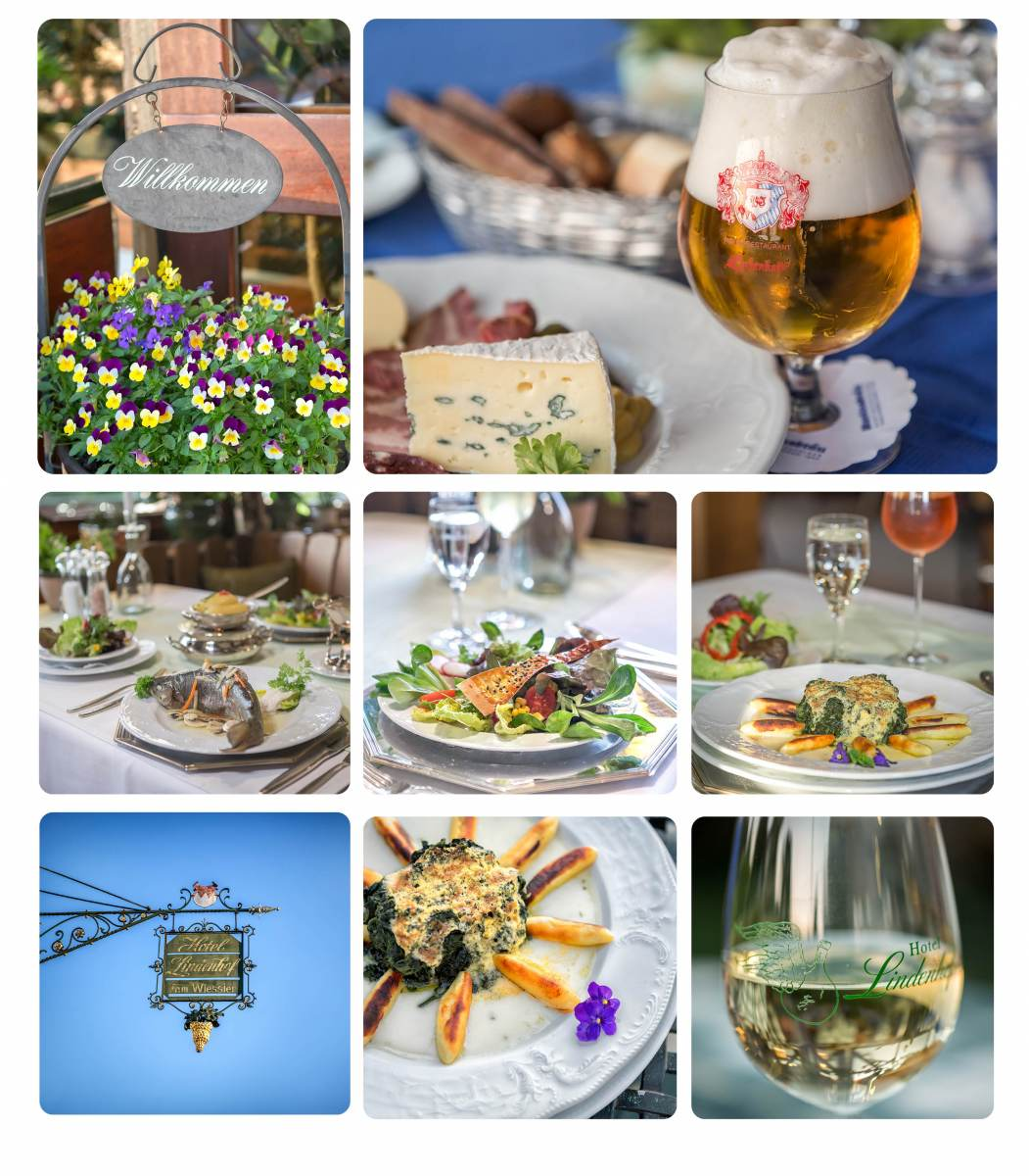 Ambient & Foodfotografie für Lindenhof